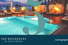 TheResidencesAtFivePoints-FifthFloorPool