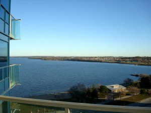 Nautica Condos in Barrie - View