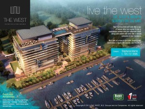 THE WEST - New Barrie Waterfront Condos